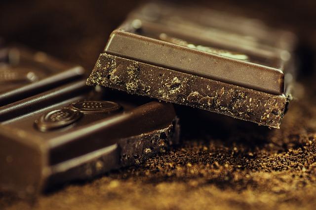 チョコレートのお話し