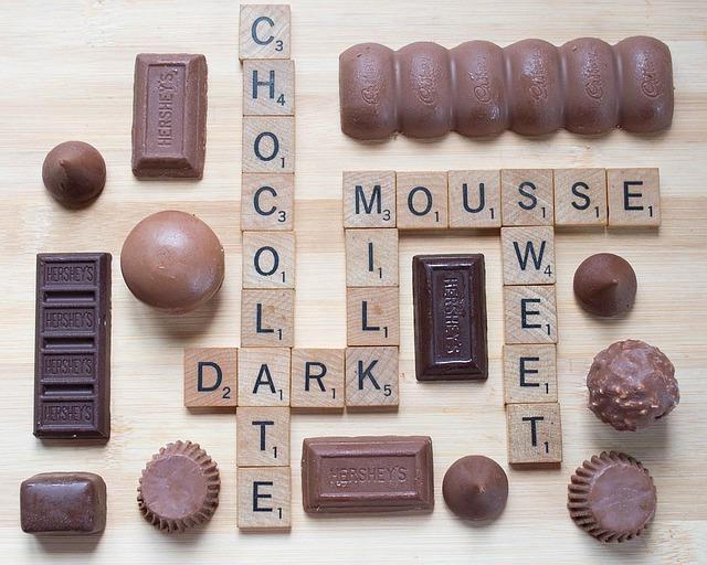 チョコレートの扱い方