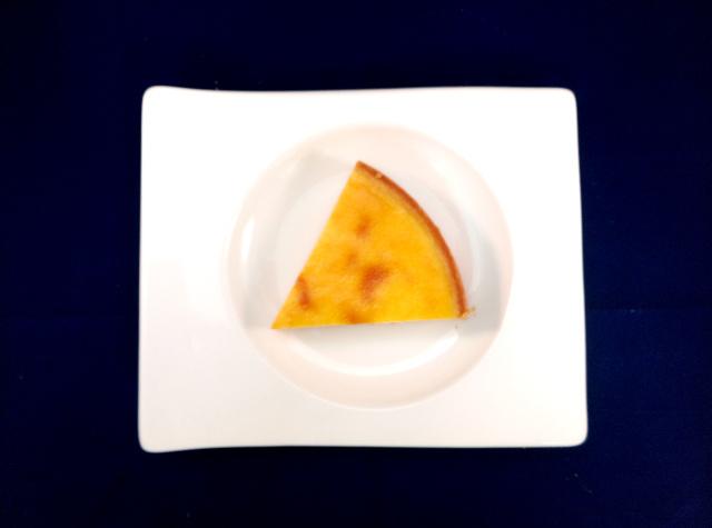 京都・長岡京プチ・ラパンの『チーズタルト』