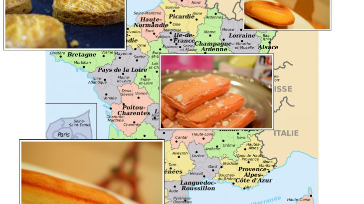 フランス菓子紀行イメージ