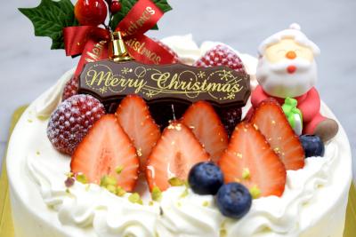 クリスマス苺ショート15㎝